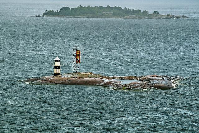 Koirakari Lighthouse, Helsinki Approaches - 18 Aug 2011