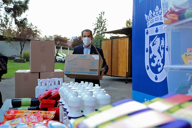 #EnTerreno : Donación de Kits de Limpieza y Alimentos a Familias Afectadas por el Coronavirus