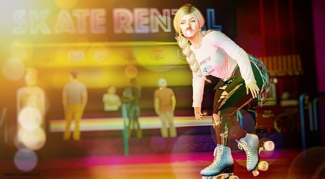 Bounce Rock, Skate Roll