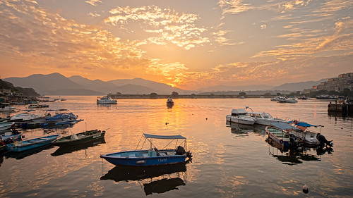 sunset sammuntsai hongkong