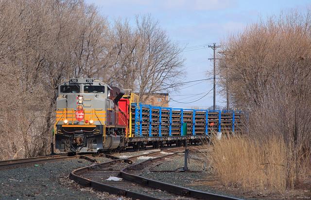 All Rail Throwback