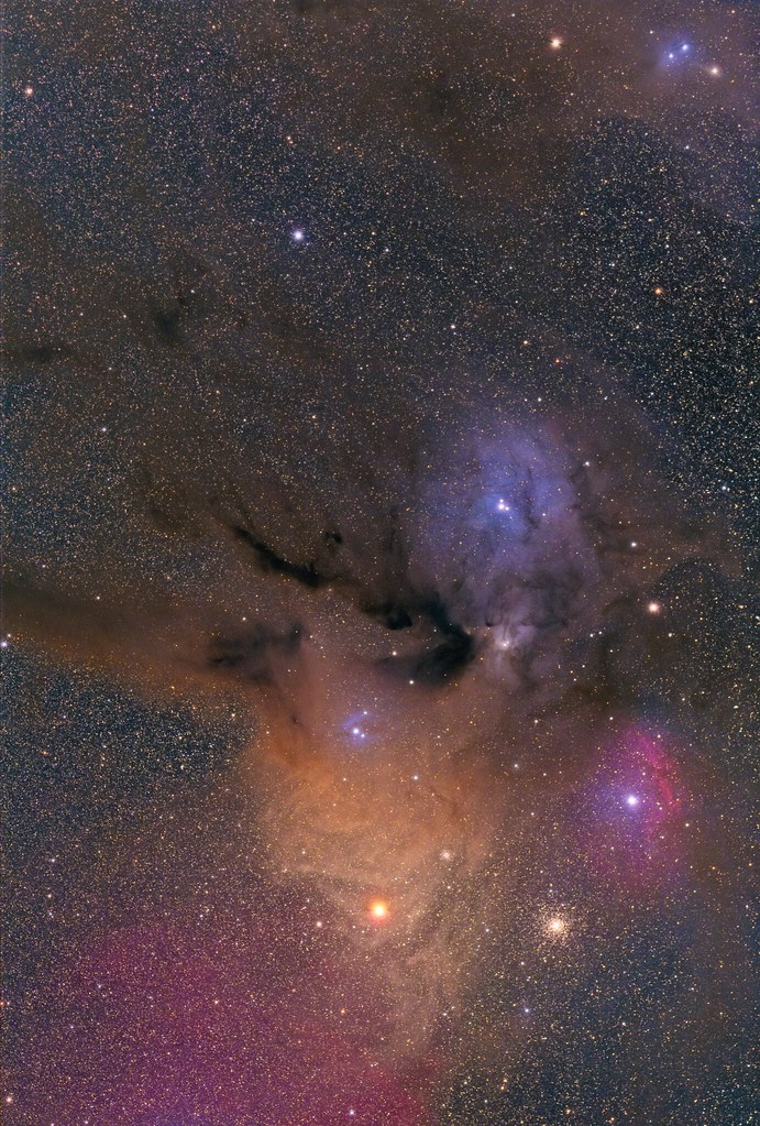 Rho Ophiuchi cloud complex (reprocessing)