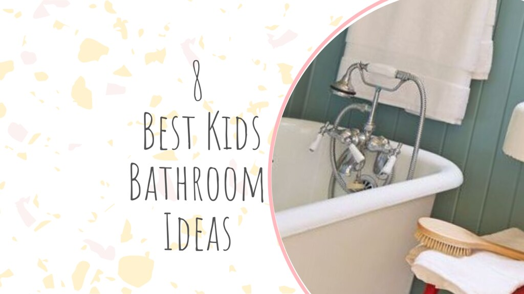 8 Best Kids Bathroom Ideas