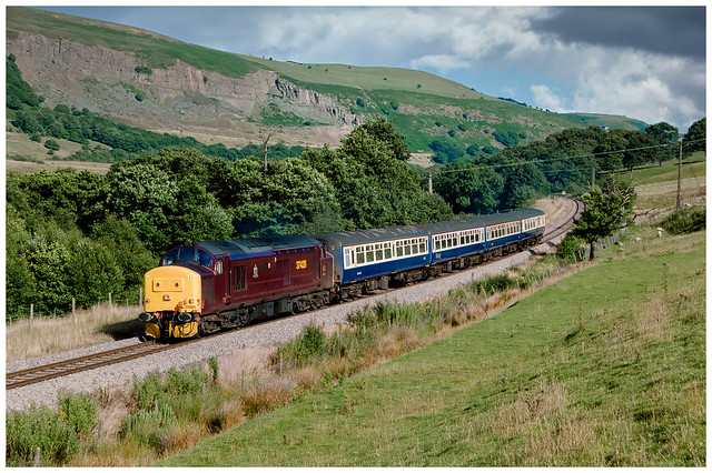 A Royal Scotsman in Wales