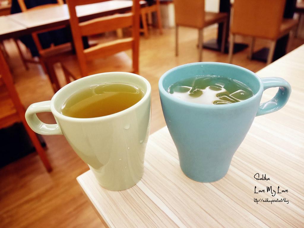 台北車站附近呷米蔬食素食餐廳咖啡廳下午茶吃素簡餐 (3)
