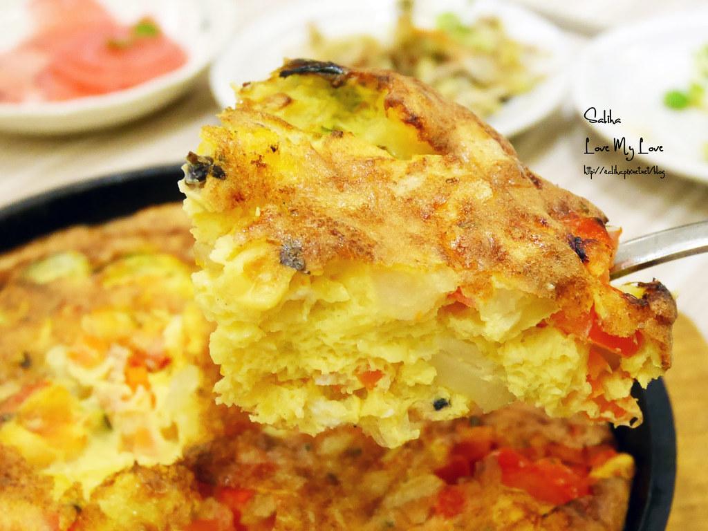台北車站附近呷米蔬食素食餐廳咖啡廳下午茶吃素簡餐 (1)