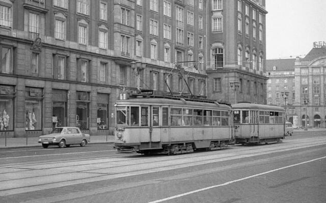 germany - tram 1714 dresden city centre JL