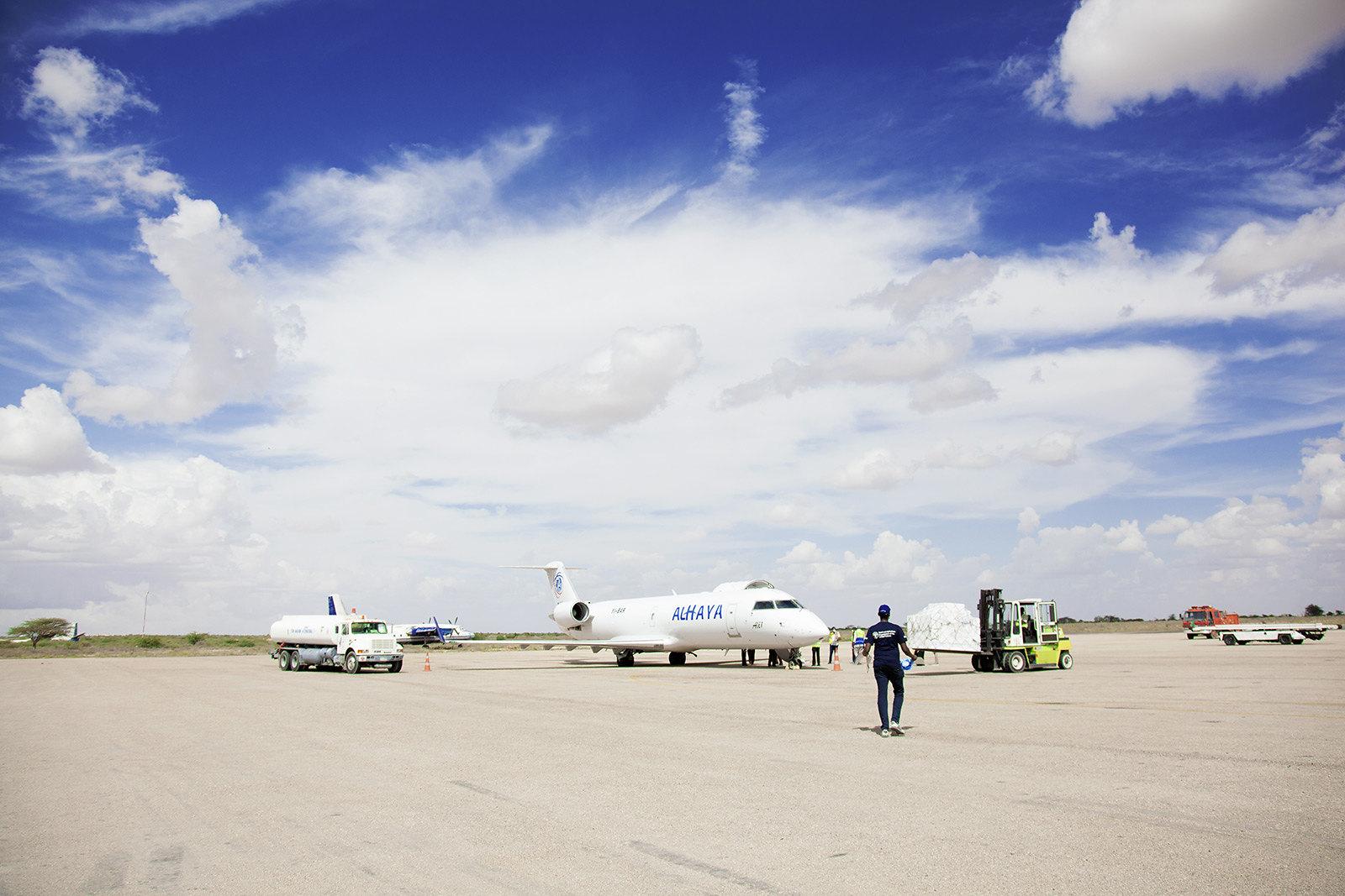 Delivering biopesticides in Somalia