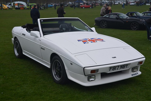 TVR 350i Convertible