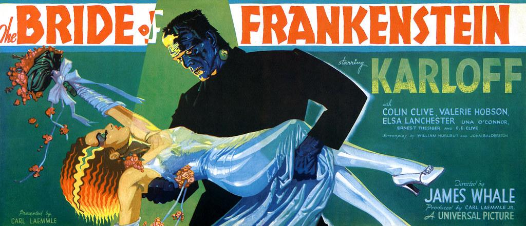 """The Bride of Frankenstein"", 1935."