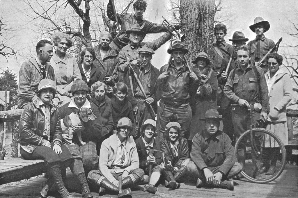 Potomac Appalachian Trail Club (Historic photo)