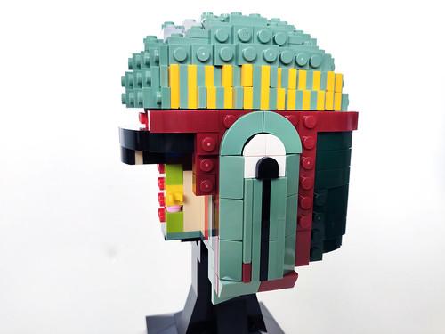 LEGO Star Wars Boba Fett Helmet (75277)