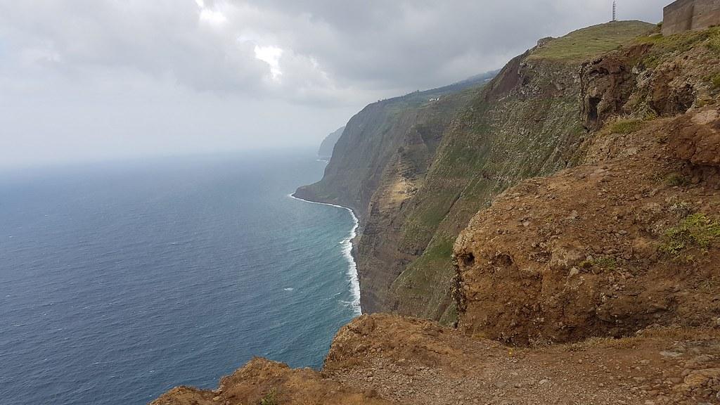 Скалы Мадейры