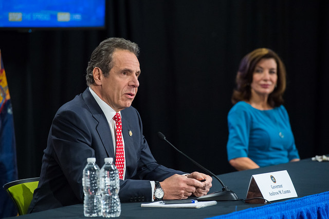 Governor Cuomo Holds Briefing on COVID-19 Response - 4/21