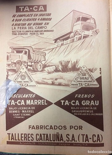publicitat frens TACA GRAU