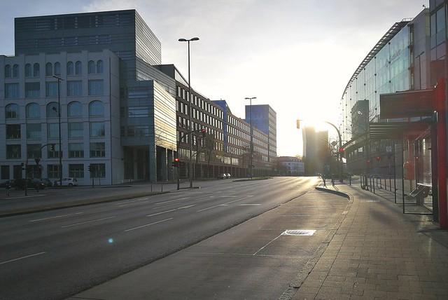 Hamburg Lockdown