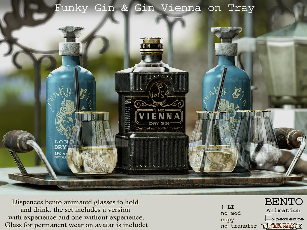 Gin funky & vienne