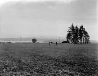 Golfers at Jefferson Park, 1914