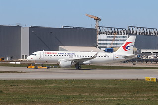 A320neo China Eastern Airlines B-30CY
