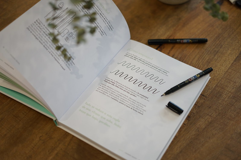 Aprender caligrafía