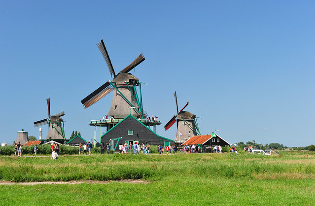 Zaanse Schans,  Netherlands,  478