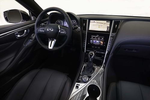 2020 INFINITI Q60 Red Sport 400 AWD: Dual Intentions Photo