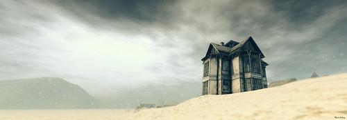 villa 'desert decadence'