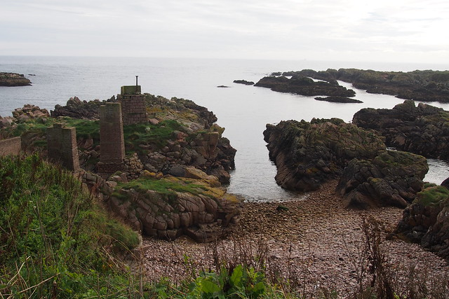 The coast at Boddam