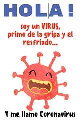 Coronavirus Cuento