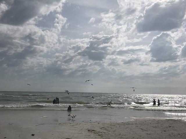 Siesta Beach While Still Open