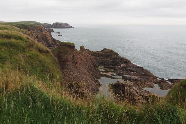 Near Curden Bay