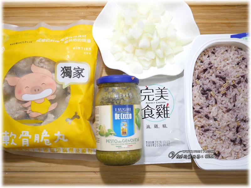 青醬焗飯001
