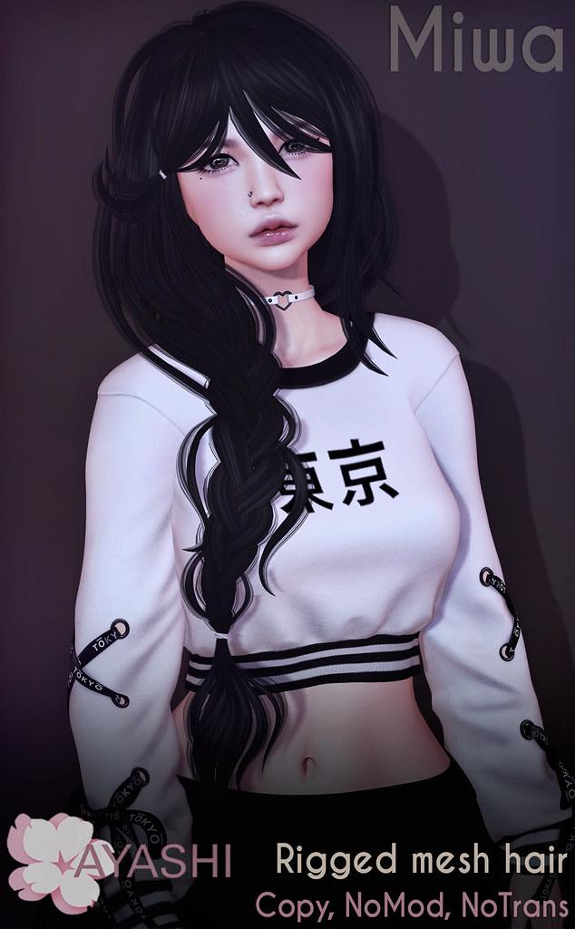 [^.^Ayashi^.^] Miwa special for Flora