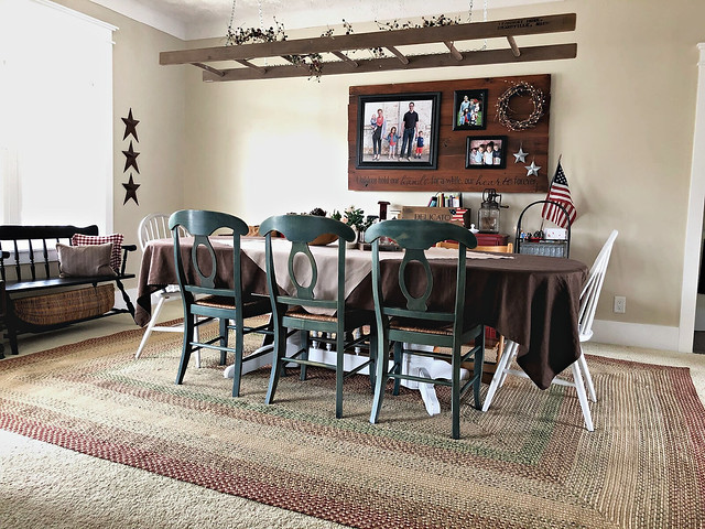 new farmhouse dining room