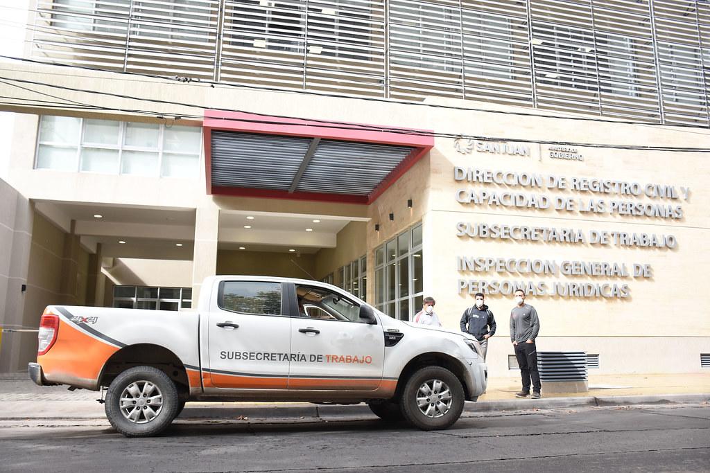 2020-04-21 GOBIERNO: Semana de Salud y seguridad