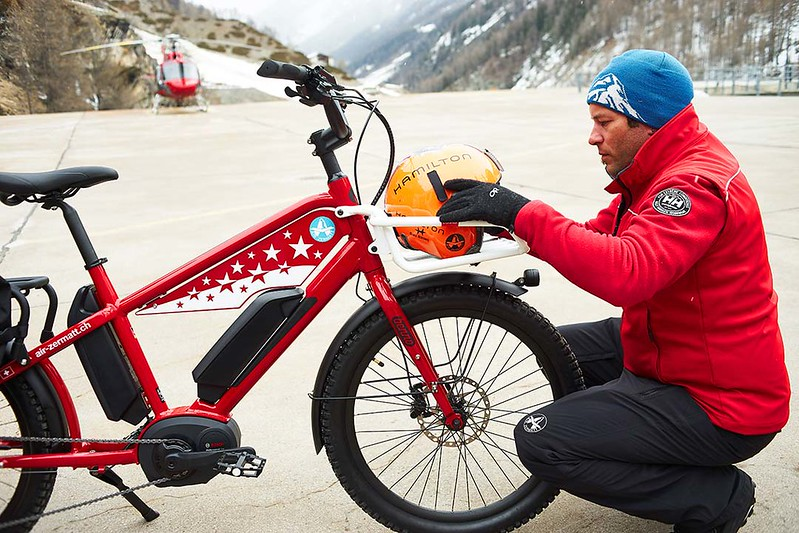 Air Zermatt edition Benno Bikes Boost E 7125