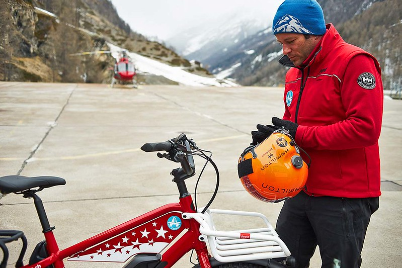Air Zermatt edition Benno Bikes Boost E 7104