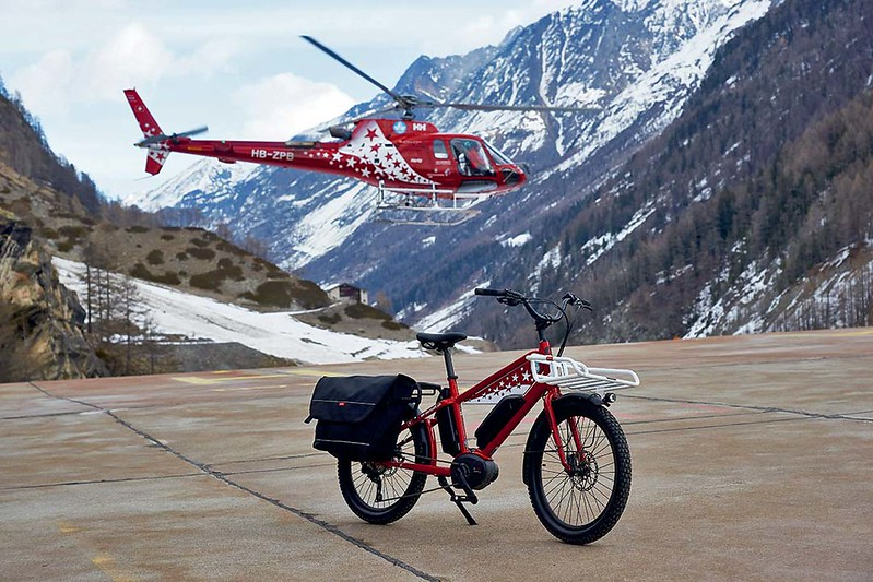 Air Zermatt edition Benno Bikes Boost E 18