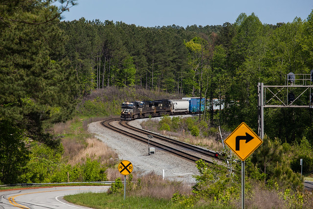 NS 377 at Braswell