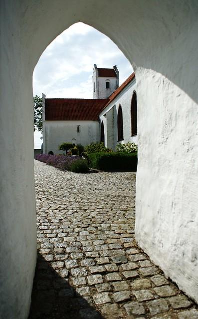 Nordby Church - Samsø - Denmark - 1200 - 1300 - 1400