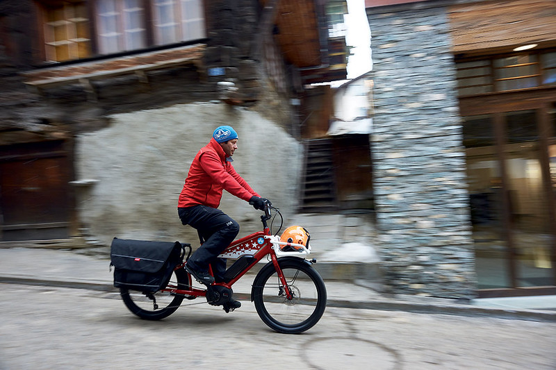 Benno Bikes Boost E Air Zermatt edition 13