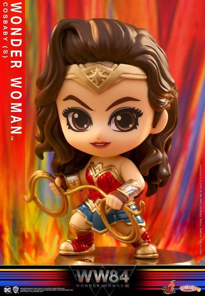閃亮「金鷹裝甲」穿起來! Hot Toys - COSB726 - COSB729 -《神力女超人1984》多款神力女超人登場!Wonder Woman 1984 Cosbaby