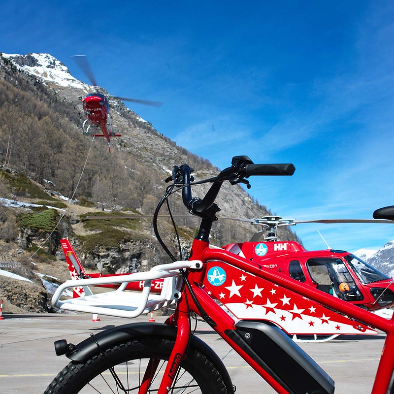 Benno Bikes Boost E Air Zermatt edition 9345308