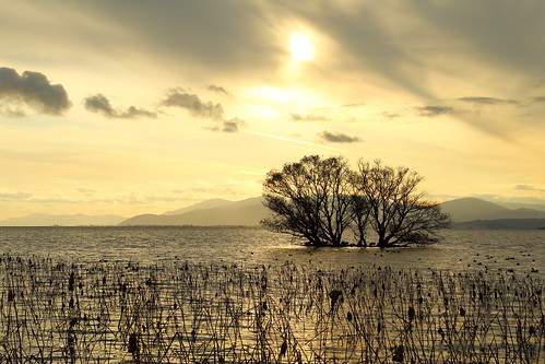 Lake Biwa | by Teruhide Tomori