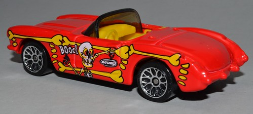 2005 Matchbox Haunted Castle 5 Pack '57 Corvette 1:58 | by Milton Fox