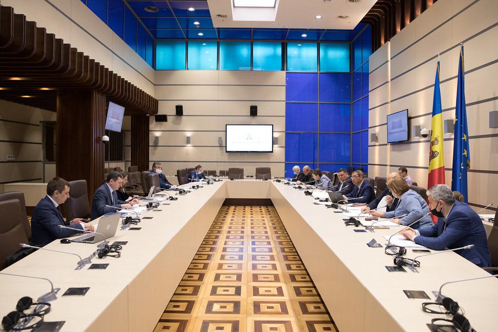 22.04.2020 Sedinta Comisiei Economie, Buget si Finante