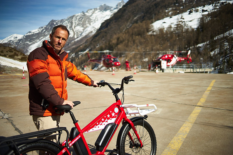 Benno Bikes Boost E Air Zermatt edition 6946