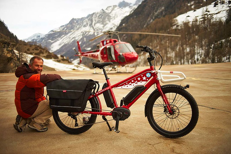 Air Zermatt edition Benno Bikes Boost E 7050