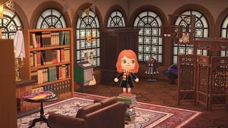 還原霍格華茲四大學院《集合啦!動物森友會》哈利波特系列角色服裝下載 和島友一起開魔法派對吧!