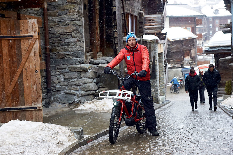 Benno Bikes Boost E Air Zermatt edition 14